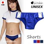 日本製 ユニセックス ブルマ風 フルバック ショーツ 男女兼用 UNISEX La-Pomme(ラポーム ラ・ポーム) 623008